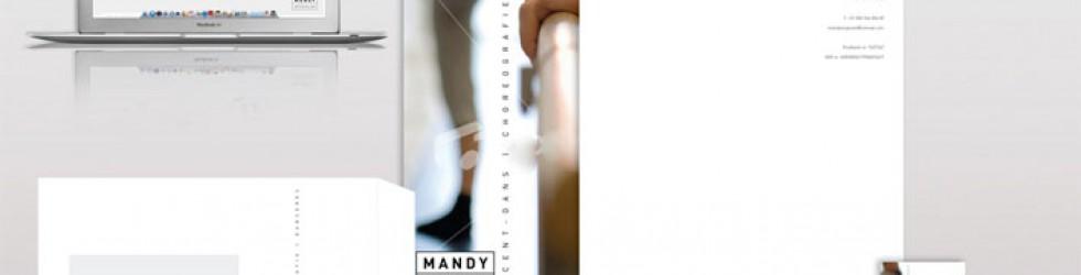Huisstijl Mandy Wognum